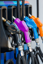 Colorful Of Petrol Fuel Separa...