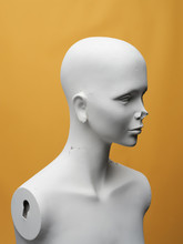 Mannequin Without Hands