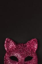 Half Cat Mask