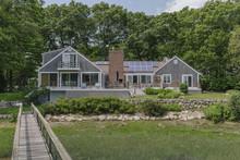 Coastal Seaside Home