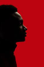 African American Man Portrait ...