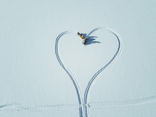 Heart On A White Snow