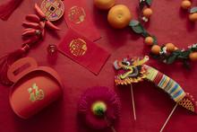 Chinese New Year Still Life