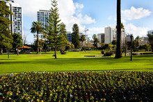 Queens Gardens - Perth - Austr...