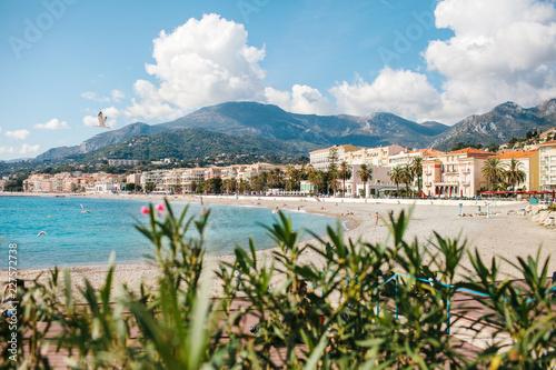Foto op Plexiglas Mediterraans Europa Menton , France