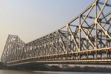 Howrah Bridge, A Vintage Const...