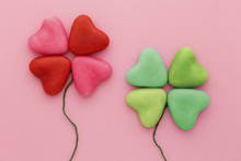 Lucky In Love: Heart-shaped Ca...