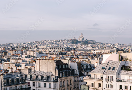 Beautiful big city view