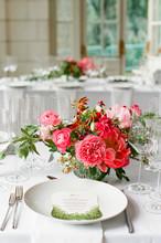 Glamorous Wedding Reception