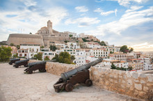 Old Town Of Ibiza