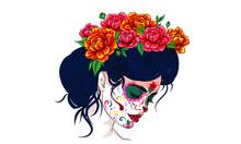 Dia De Los Muertos Day Of The ...