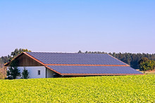Green Energy With Solar Collec...