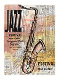Jazz w Nowym Jorku, plakat - 227634763