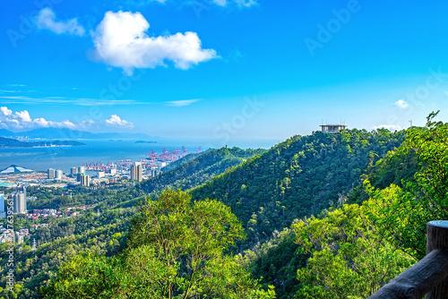 Shenzhen Nanshan Park Scenery/Shenzhen Shekou Port Beach Scenery