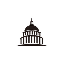 Capitol Building Logo Template