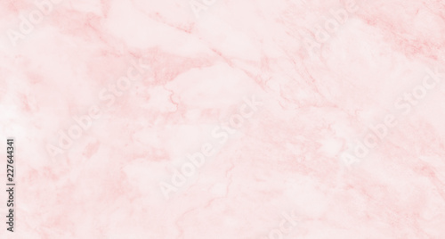Fotografie, Obraz  Pink marble texture background, abstract marble texture (natural patterns) for design