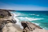 Fototapeta Fototapety z morzem do Twojej sypialni - Wakacyjne zdjęcia z Wysp Kanaryjskich. Przepiękne widoki wybrzeża.