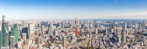 Deurstickers Asia land Tokyo Tower, Tokyo Japan