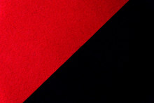 A Beautiful Red Black Background Divided In Half.