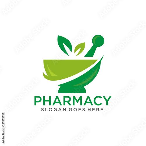 Photo Pharmacy logo template