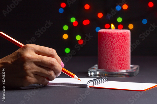Photographie  Concept - make a wish