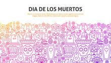 Dia De Los Muertos Concept