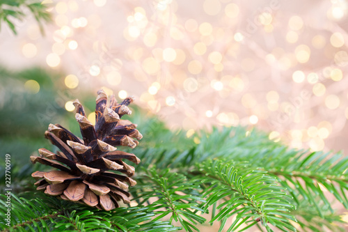 Photo Stands Akt Christmas greeting card backgrounds.