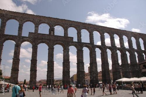 Fotografie, Obraz  Segovia