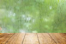 Blur Fresh Wet Moist Green Nat...