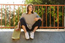 Photo Of European Skater Boy 1...