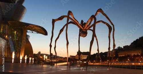Fotografie, Obraz  Art in the city of Bilbao
