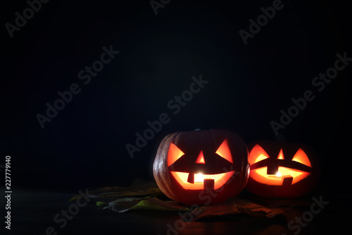 Fotografia, Obraz  Halloween holiday concept