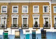 London, UK.  Residential Aria ...
