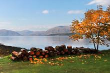 Loch Linnhe, Argyll, Higlands,...