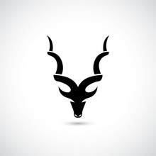 Abstract Antelope Symbol