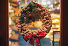 Creative Christmas Wreath Of W...