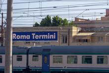 Roma Termini Railway Station I...