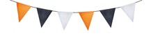 Bright Party Garland With Diff...