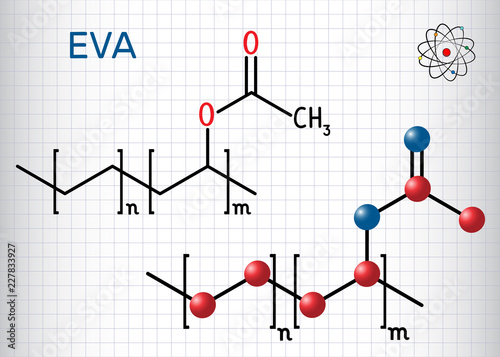 Valokuva Ethylene-vinyl acetate (EVA)