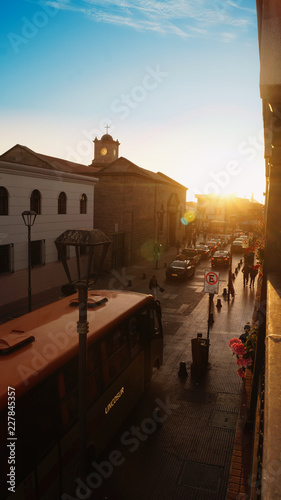 Staande foto Marokko El viaje de muchos
