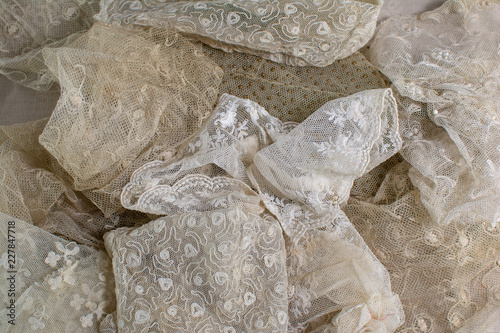 Valokuva  Antique Lace backdrop