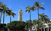 Aloha Tower, Honolulu, Hawaii