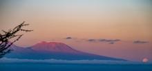 The Kilimanjaro Mountain