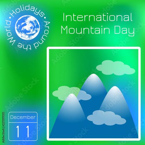 International Mountain Day  Calendar  Holidays Around the