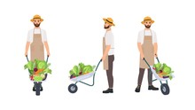 Farmer Or Agricultural Worker ...