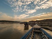 On Boat At Sampan-bok, Ubonratchathani, Thailand Grand Canyon