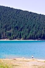 Csíkszépvíz / Frumoasa Lake...