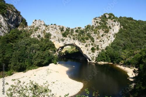 Le Pont D Arc En Ardeche Buy This Stock Photo And Explore
