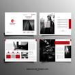 Professional company business brochure