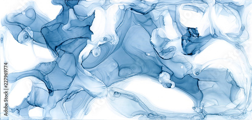 Abstract ink texture. Moder...